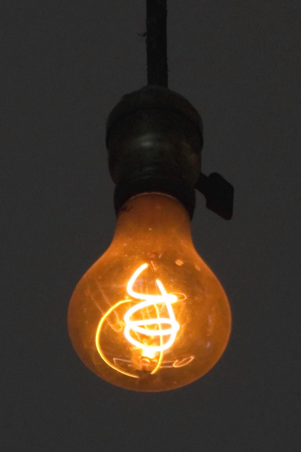 ampoule 100 ans