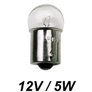 ampoule 12v 5w voiture