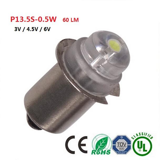ampoule 4 5v led