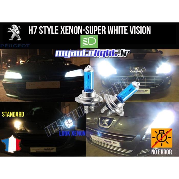 ampoule 406 coupe