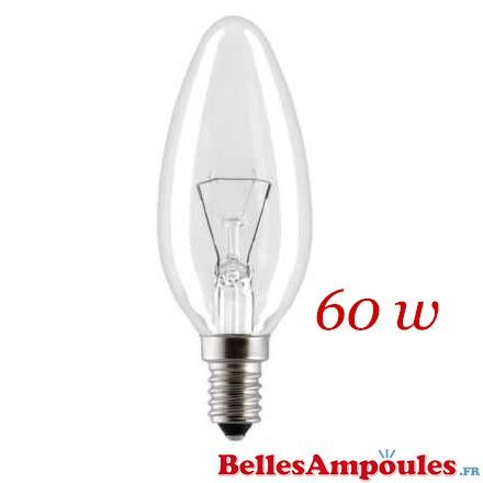 ampoule 60 watt