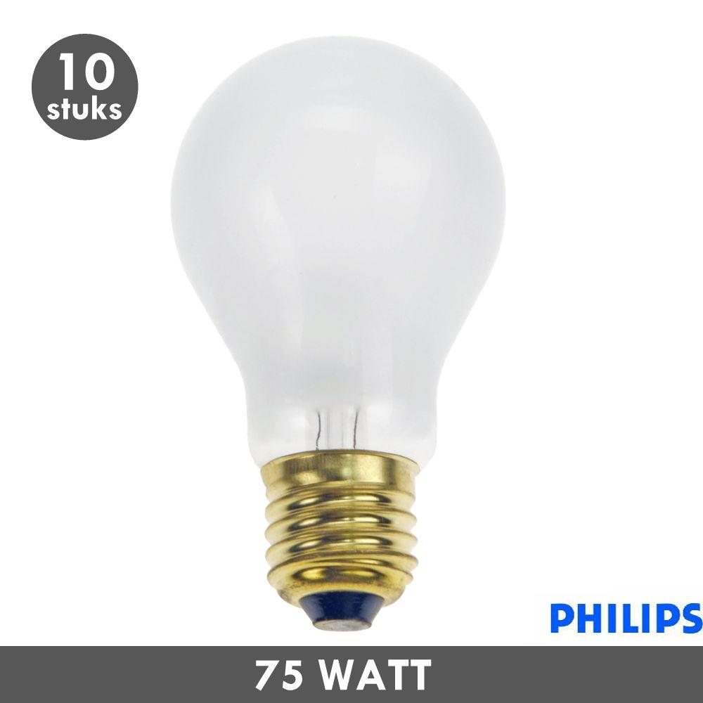 ampoule 75 watt