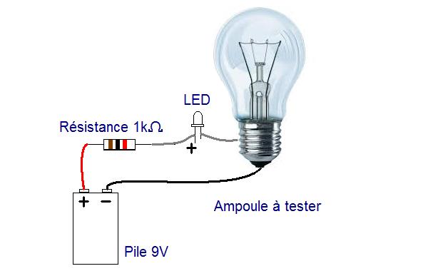 ampoule 9v