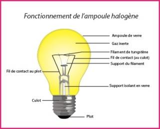 Ampoule A Incandescence Fonctionnement