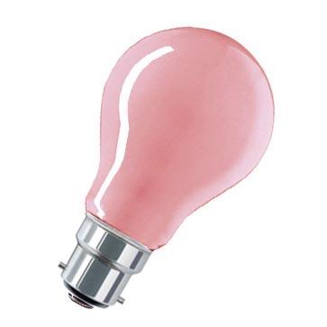 ampoule b22 couleur