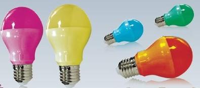 ampoule couleur