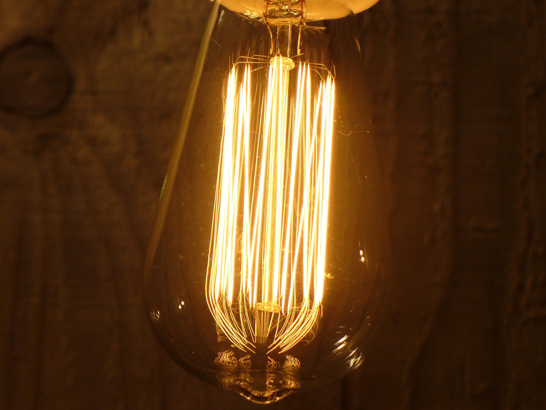 ampoule deco