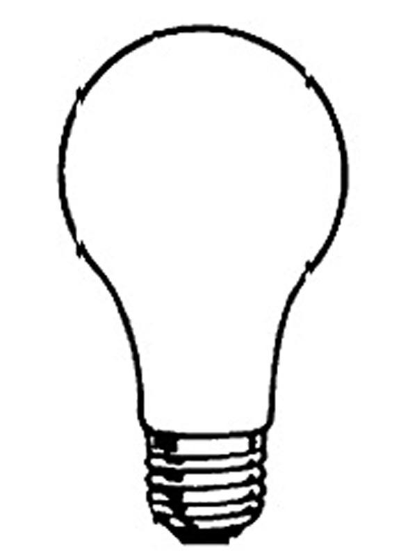 ampoule dessin