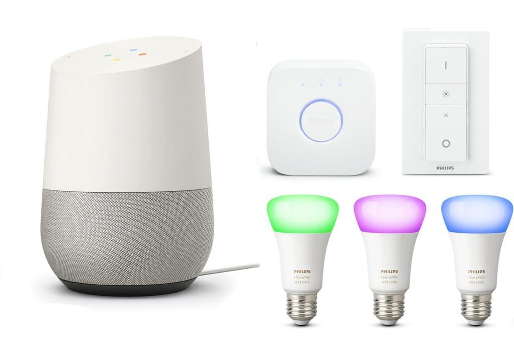 ampoule google home