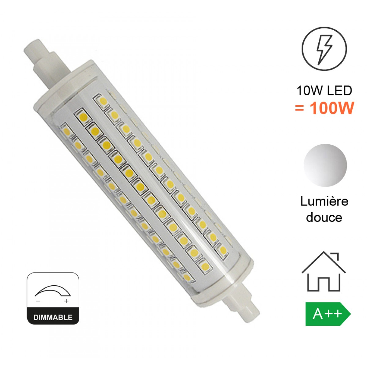 ampoule halogene led