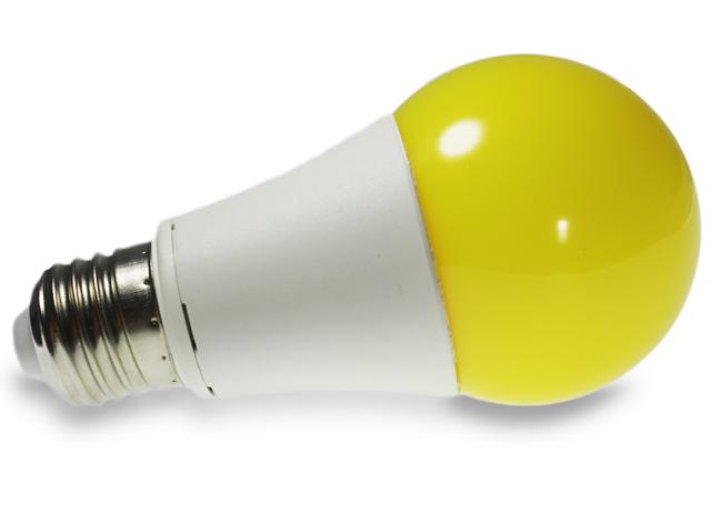 ampoule jaune led