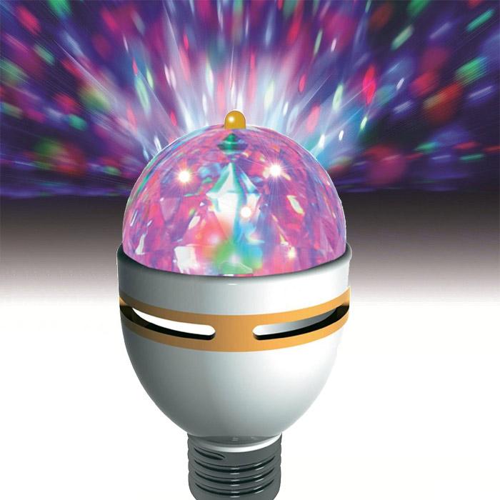 ampoule jeux de lumiere