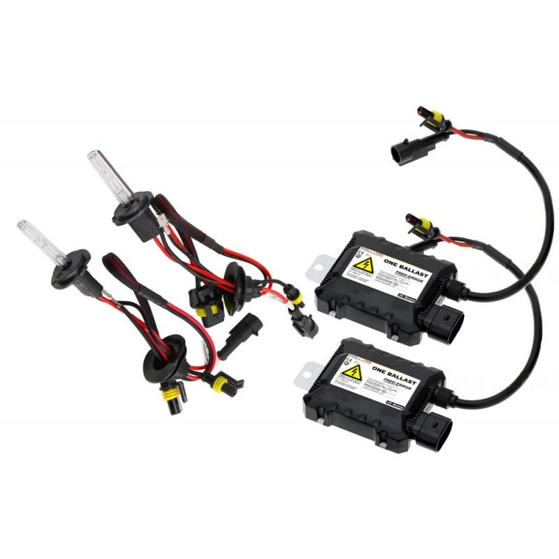 ampoule kit xenon h7