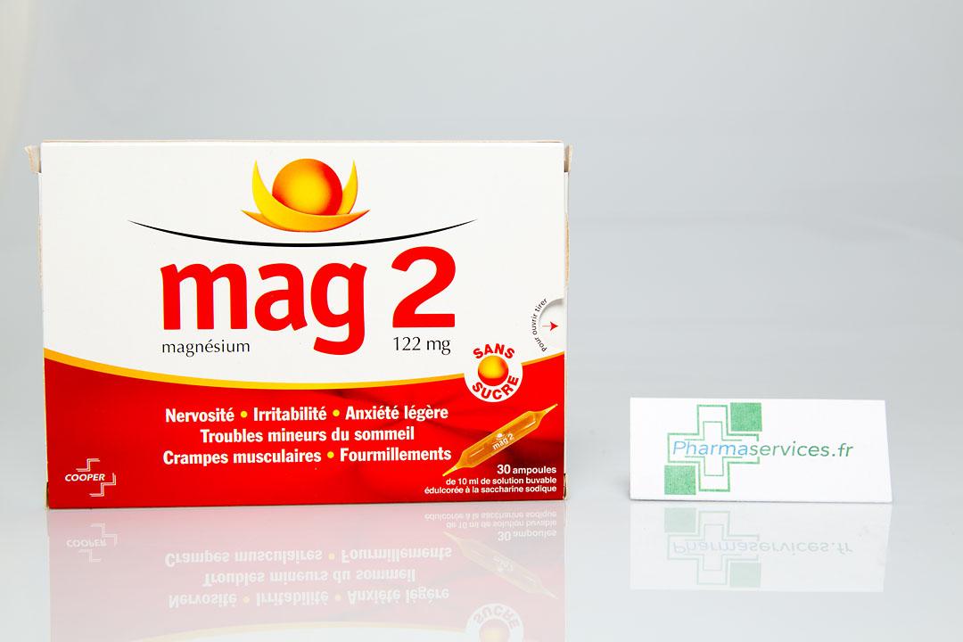 ampoule mag 2