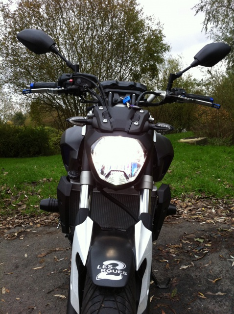 ampoule led yamaha mt 07