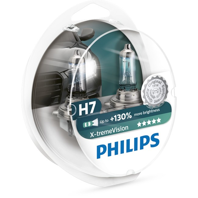 ampoule philips h7