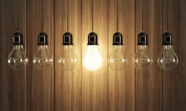 Luminaire qui clignote
