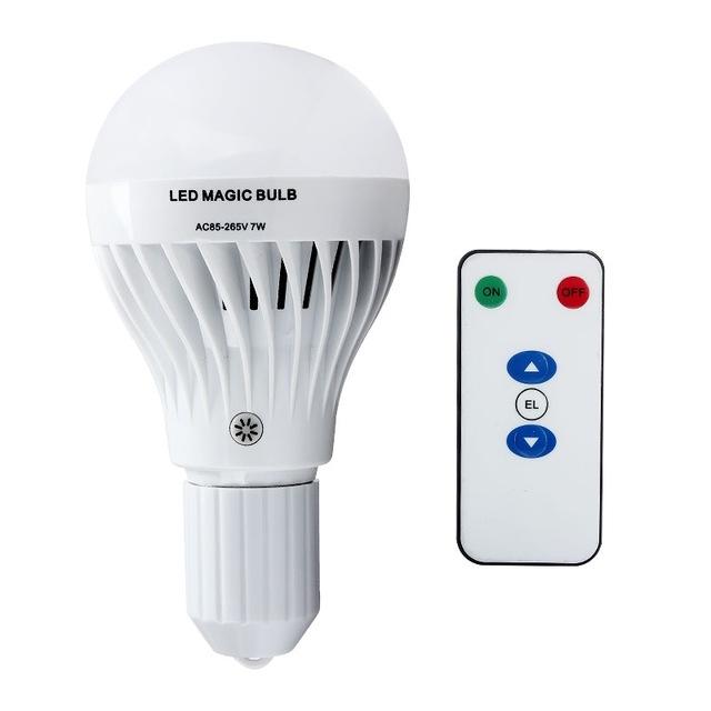 ampoule rechargeable