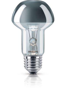 ampoule reflecteur
