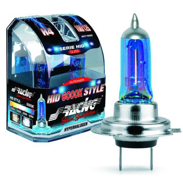 ampoule s-racing h4 effet xenon