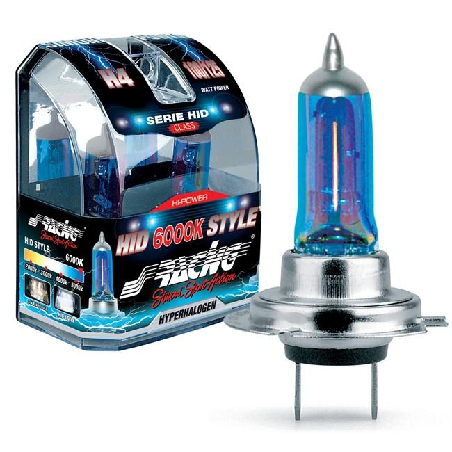 ampoule s-racing h7 effet xenon
