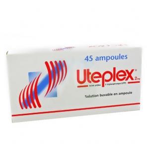 ampoule uteplex