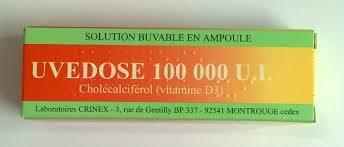 ampoule uvedose