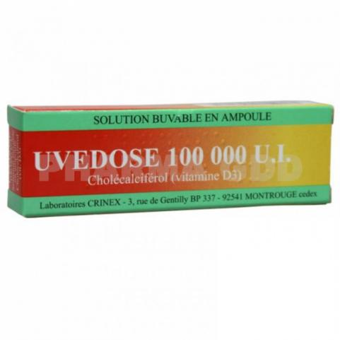 ampoule vitamine d