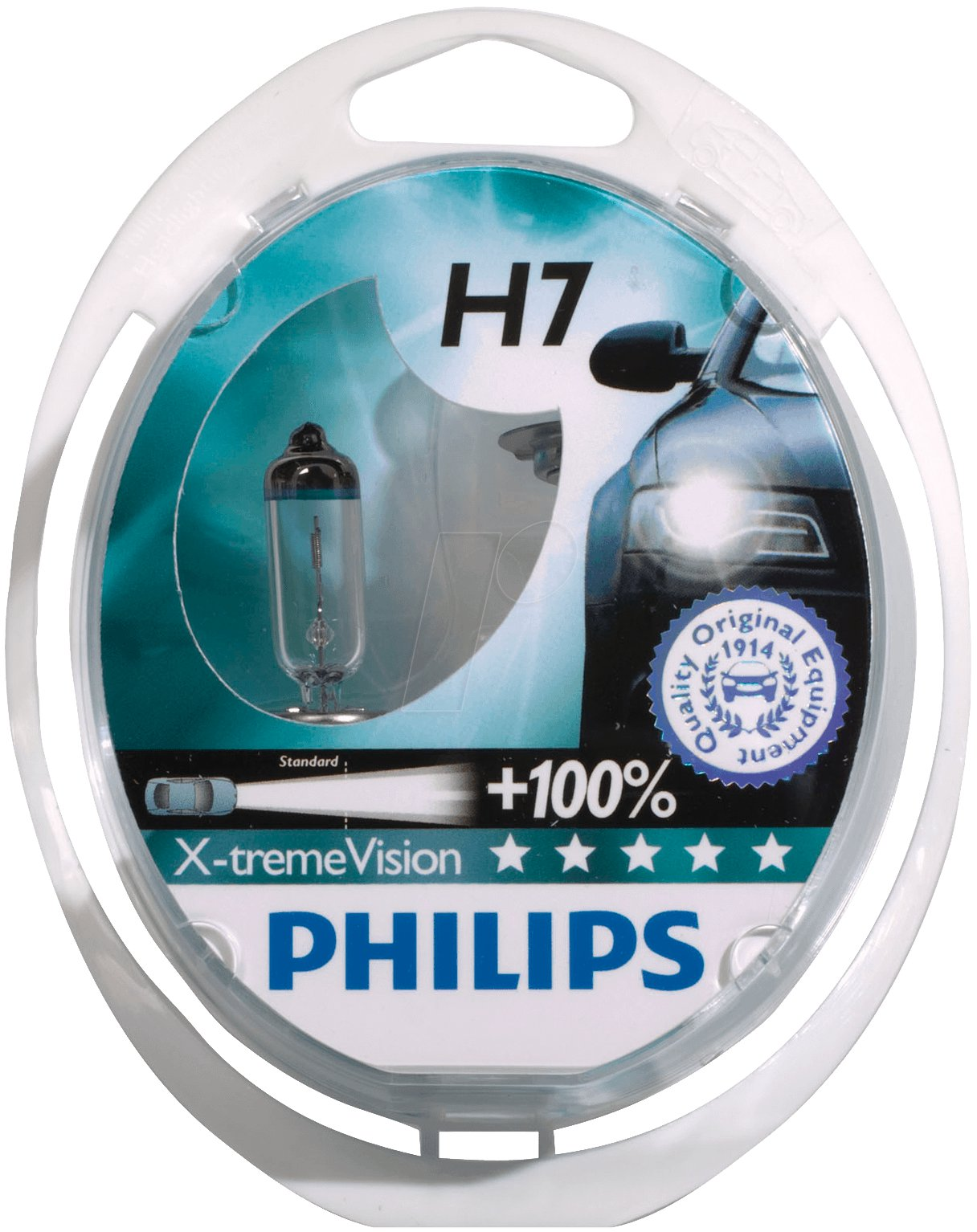 ampoule x-treme power h7
