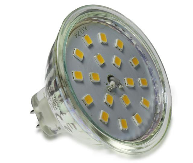 Audacieuse ampoule gu5.3 FI-82