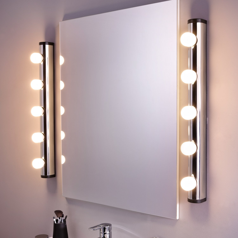 Miroir Salle De Bain Avec Eclairage Leroy Merlin Bright Shadow Online